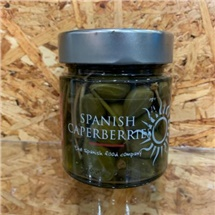 Delicioso Spanish Caperberries 260g