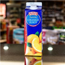 Stute Orange Juice 1ltr