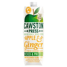 Cawston Press Apple & Ginger 1 Litre