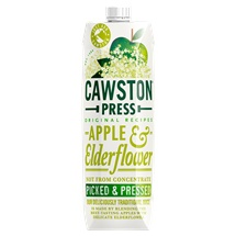 Cawston Press Apple & Elderflower 1 Litre