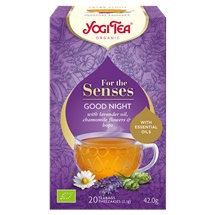 Yogi Tea Organic For the Senses Good Night 20 Teabags 42g