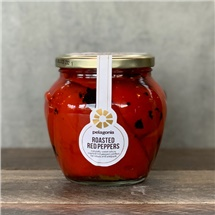 Pelagonia Roasted Red Peppers 580g