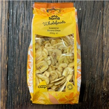 Suma Banana Chips 250g
