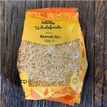 Suma Brown Basmati Rice 500g