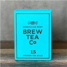 Brew Tea Co Moroccan Mint 15 Bags