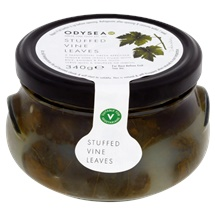 Odysea Stuffed Vine Leaves 340g