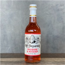 Mr Fitzpatrick's Rhubarb & Rosehip 500Ml